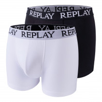 "Replay Hr. Pant ""Basic Cuff"" 2er pack"