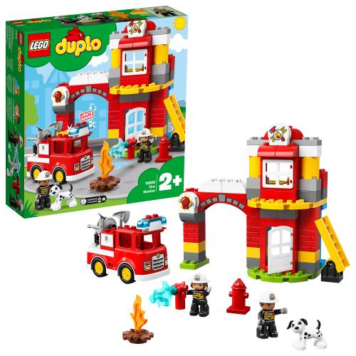 LEGO 10903 DUPLO - Feuerwehrwache