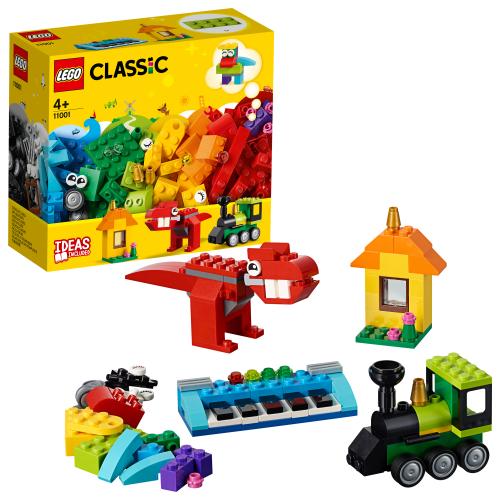 LEGO 11001 Classic - Bausteine - Erster Bauspaß