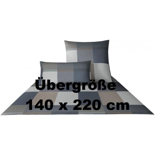 JOOP! Garnitur 140x220cm Doppel-Pkg (P.S./cappuccino)