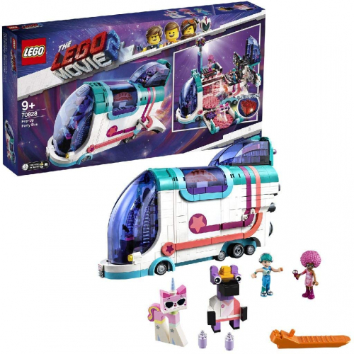 LEGO 70828 THE MOVIE 2 - Pop-Up-Party-Bus