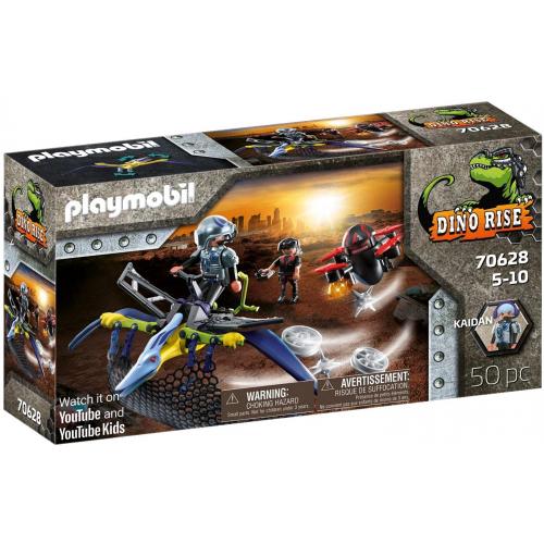 PLAYMOBIL 70628 - Pteranodon: Attacke aus der Luft