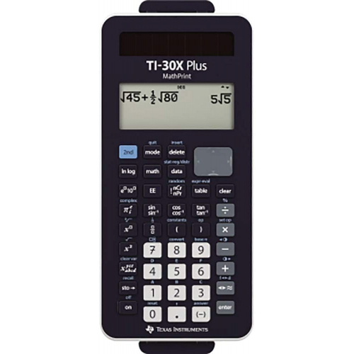 TEXAS INSTRUMENTS Taschenrechner TI-30XPLMP Plus MathPrint