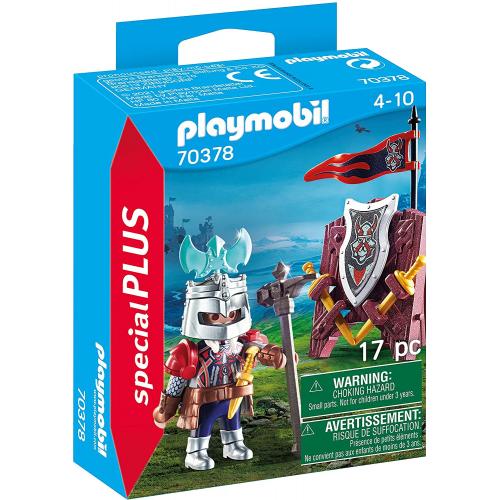 PLAYMOBIL 70378 - Zwergenritter