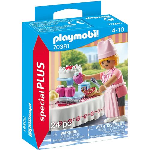PLAYMOBIL 70381 - Candy Bar