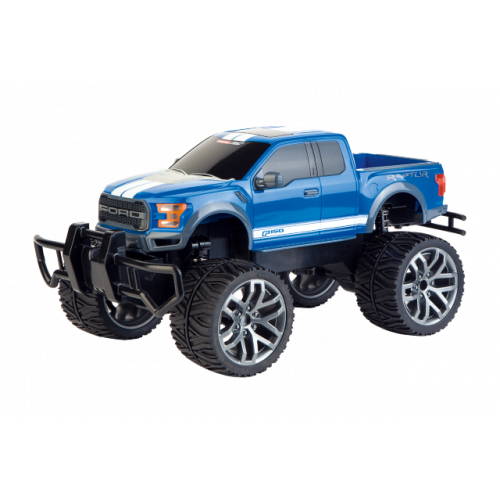 CARRERA 2,4GHz Ford F-150 Raptor, blue