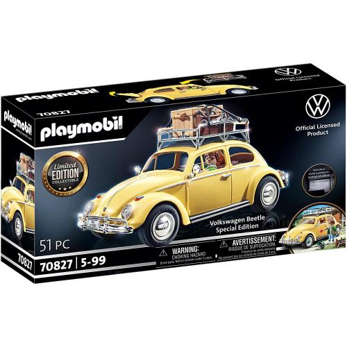 PLAYMOBIL 70827 - Volkswagen Käfer - Special Edition