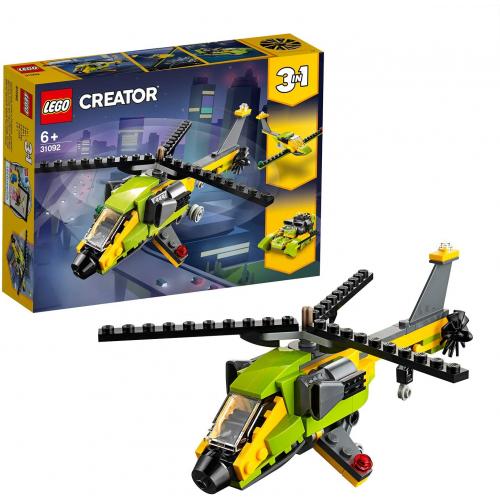 LEGO 31092 CREATOR - Hubschrauber-Abenteuer