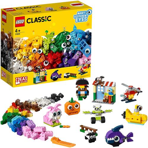 LEGO 11003 Classic - Bausteine - Witzige Figuren