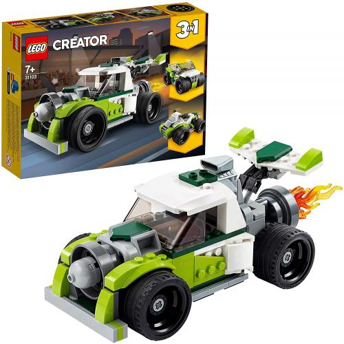 LEGO 31103 CREATOR - Raketen-Truck