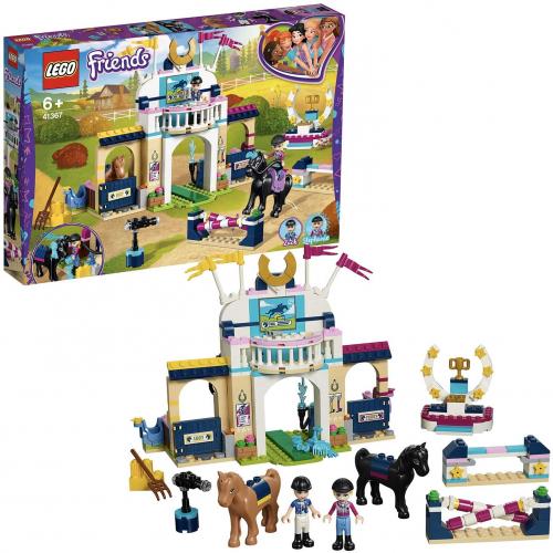 LEGO 41367 Friends - Stephanies Reitturnier