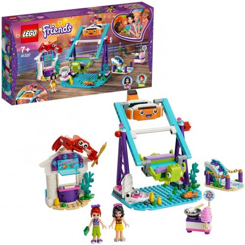 LEGO 41337 Friends - Schaukel mit Looping im Vergnügungspark