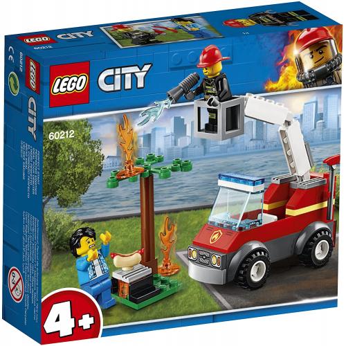 LEGO 60212 City - Feuerwehr beim Grillfest