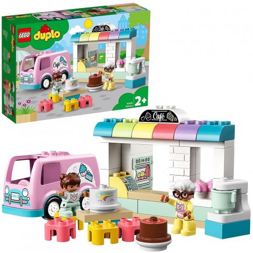 LEGO 10928 Duplo - Tortenbäckerei