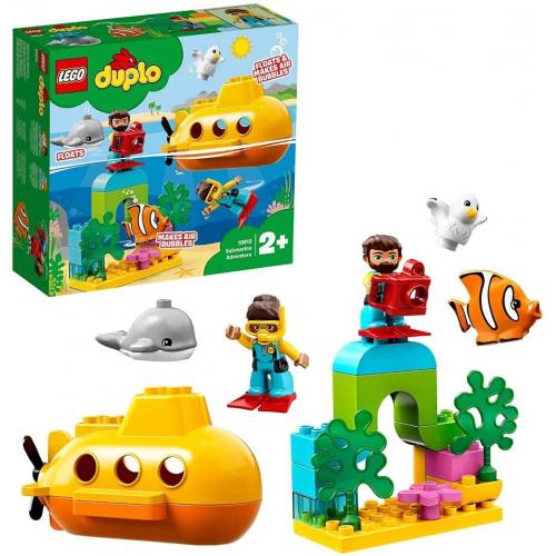 LEGO 10910 Duplo - U-Boot-Abenteuer