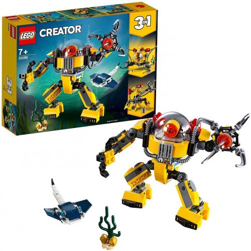 LEGO 31090 Creator - Unterwasser-Roboter