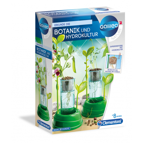 CLEMENTONI Botanik und Hydrokultur