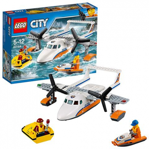 LEGO 60164 CITY - Rettungsflugzeug