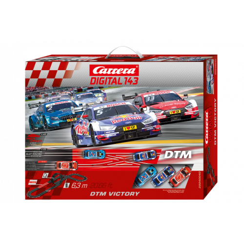 CARRERA Digital 143 DTM Victory