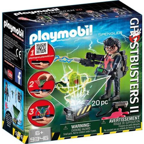 PLAYMOBIL 9346 - Geisterjäger Egon Spengler