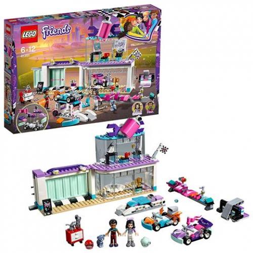 LEGO 41351 Friends -  Tuning-Werkstatt