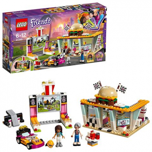 LEGO 41349 Friends - Burgerladen