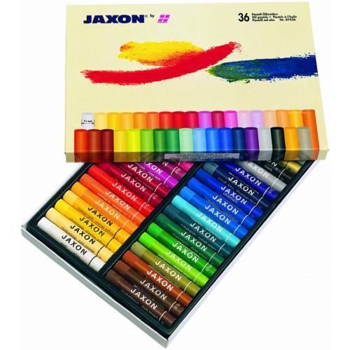 Honsell 47436 - Jaxon Pastell-Ölkreiden 36