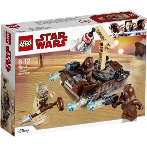 LEGO 75198 Star Wars - Tatooine™ Battle Pack