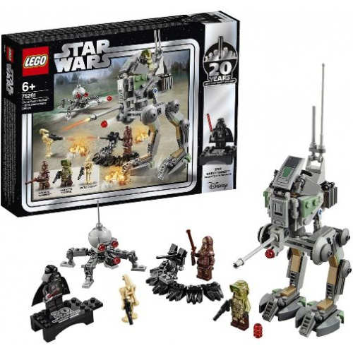 LEGO 75261 Star Wars -  Clone Scout Walker™ - 20th Anniversary Edition