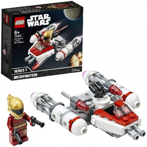 LEGO 75263 Star Wars - Widerstands Y-Wing™ Microfighter
