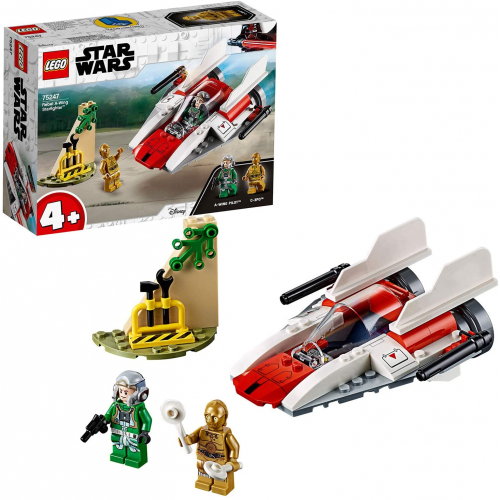 LEGO 75247 Star Wars -  Rebel A-Wing Starfighter™