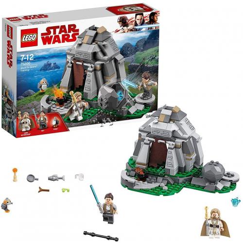 LEGO 75200 Star Wars - Ahch-To Island™ Training