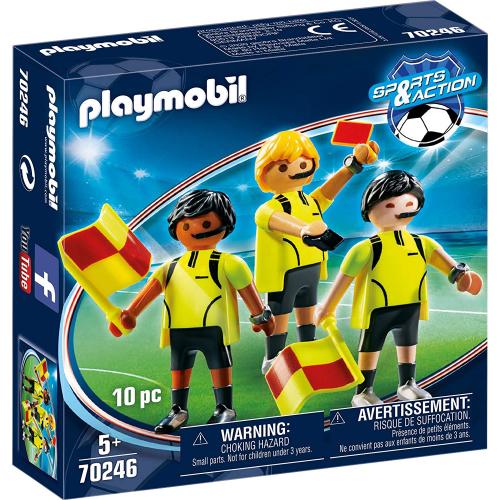 PLAYMOBIL 70246 - Schiedsrichter-Team