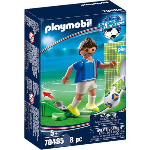 PLAYMOBIL 70485 - Nationalspieler Italien
