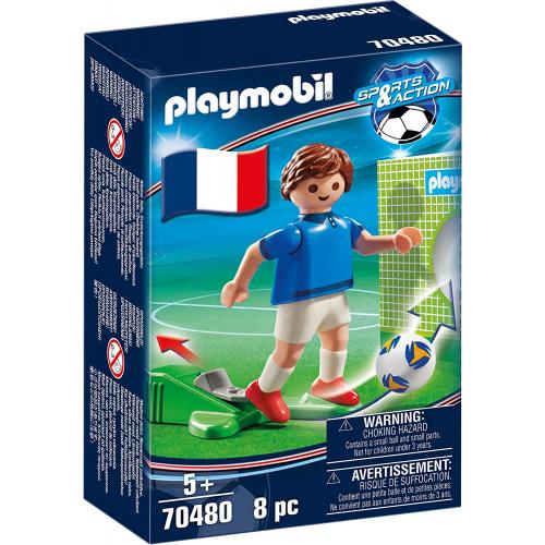 PLAYMOBIL 70480 - Nationalspieler Frankreich