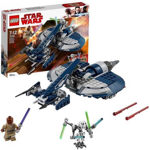 LEGO 75199 Star Wars - General Grievous' Combat Speeder