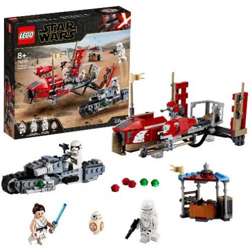 LEGO 75250 Star Wars - Pasaana Speeder Jagd