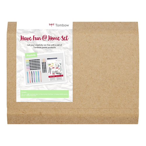 Tombow Have Fun @ Home Set Pastels