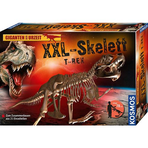 KOSMOS XXL-Skelett T-Rex, Bausatz