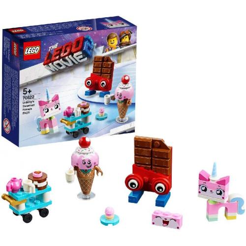 LEGO 70822 The Lego Movie 2 - Einhorn Kittys niedlichste Freunde ALLER ZEITEN!