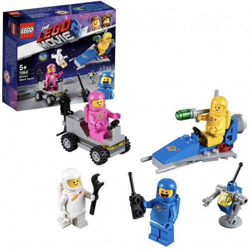 LEGO 70841 The Lego Movie 2 - Bennys Weltraum-Team