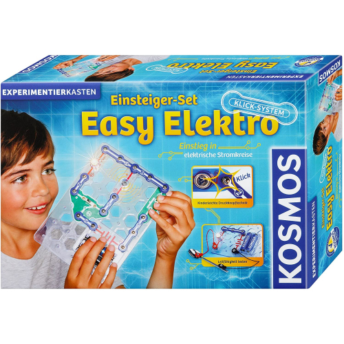 KOSMOS Einsteiger-Set Easy Elektro