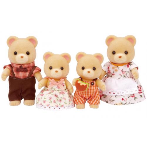 SYLVANIAN FAMILIES - Bären Familie