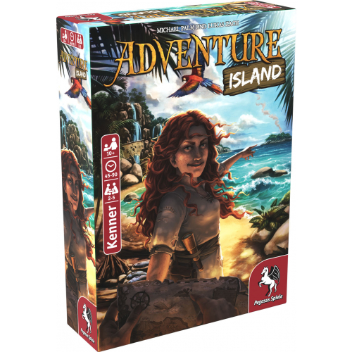 PEGASUS SPIELE -  Adventure Island