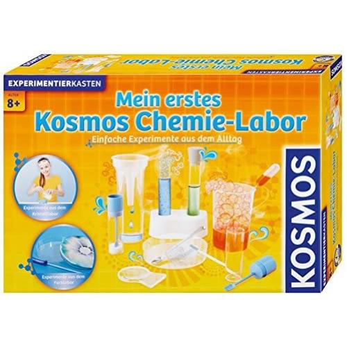 KOSMOS Mein erstes Kosmos Chemie-Labor