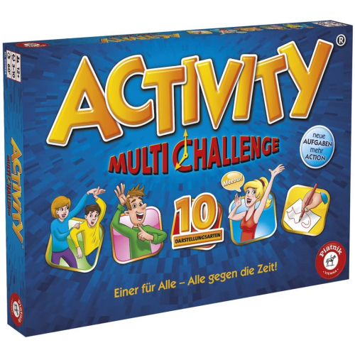PIATNIK Activity® - Multi Challenge