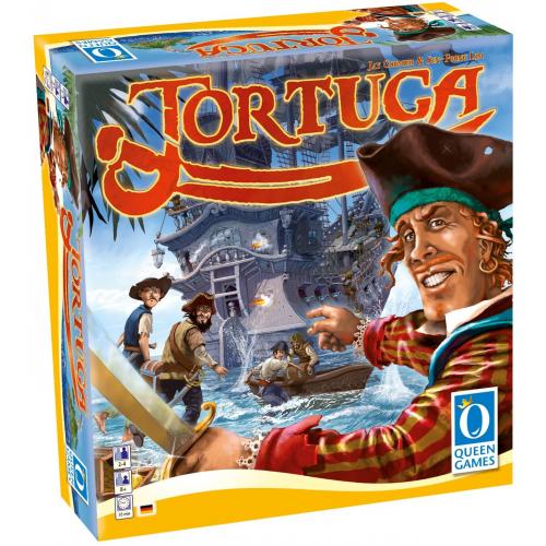 QUEEN GAMES Tortuga