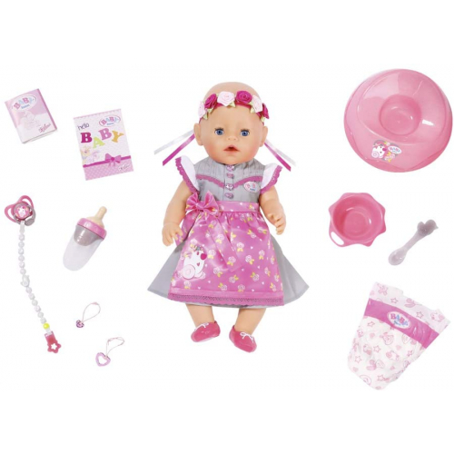 BABY BORN Soft Touch Dirndl Girl 43cm