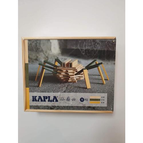KAPLA Spinne Kiste