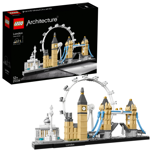 LEGO 21034 ARCHITECTURE - London